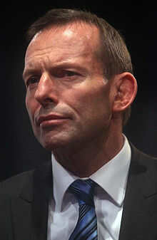 Tony Abbott - no friend of Palestine