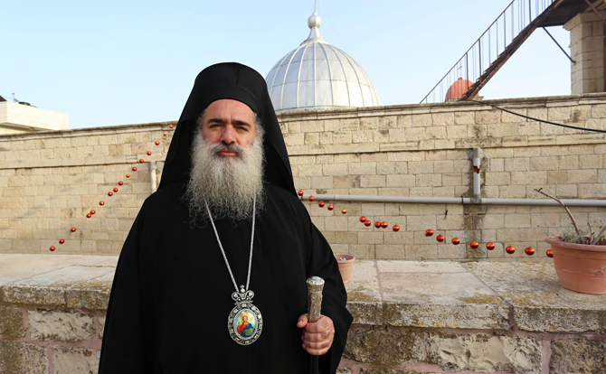Archbishop Attallah Hanna